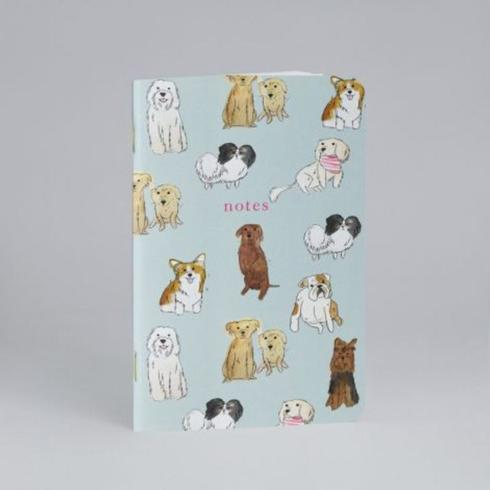 $11.00 Dogs Notebook