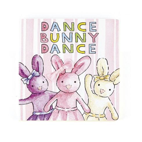 $14.95 Dance Bunny Dance Book