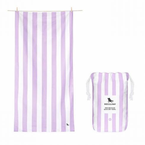 $29.95 Cabana Lilac Beach Towel