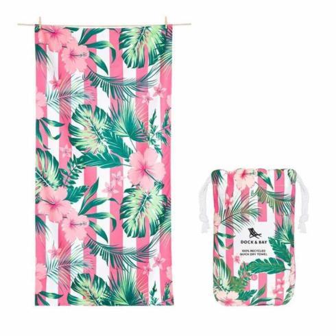 $36.00 Heavenly Hibiscus Beach Towel