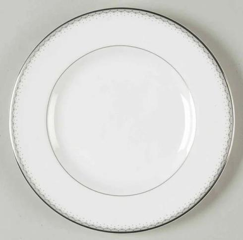 $15.99 Dentelle Salad Plate-Discontinued