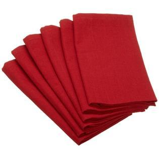 Pieces of Eight Exclusives   Napkin-Tango Red $4.95