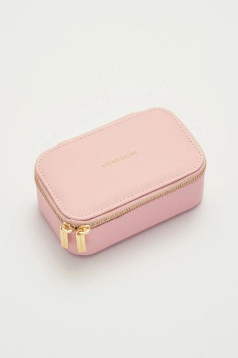 Mini Jewelry Box-Blush Pink collection with 1 products
