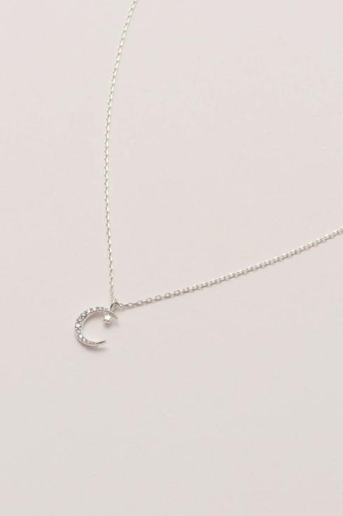 $26.95 Smile Love Dream Rhinestone Necklace