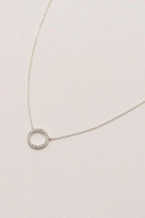 $26.95 You Are Capable Rhinestone Necklace