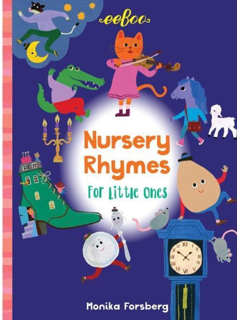 $12.95 Nursery Rhymes For Little Ones