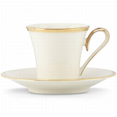 Pieces of Eight Exclusives   Eternal Ivory Cup & Saucer $39.95