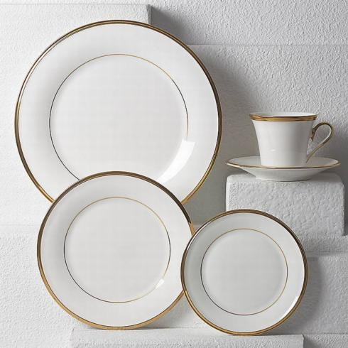 Eternal White 5 Piece Place Setting collection with 1 products