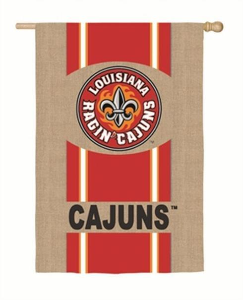 UL Burlap Flag collection with 1 products