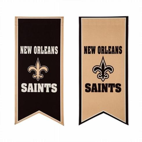 New Orleans Saints Flag Banner collection with 1 products
