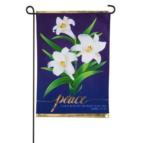 $15.95 Ester Lilies Garden Flag