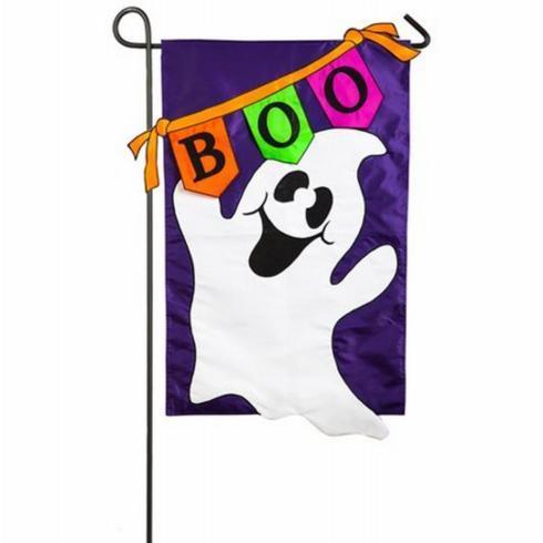 $15.95 Garden Flag-Boo Ghost