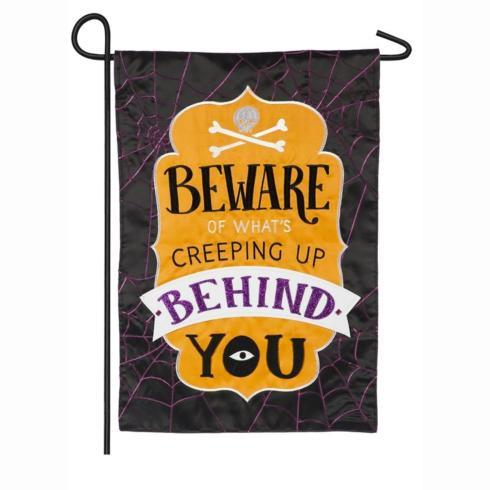 Garden Flag-Beware collection with 1 products