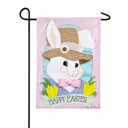 $15.95 Mr. Easter Bunny Garden Flag
