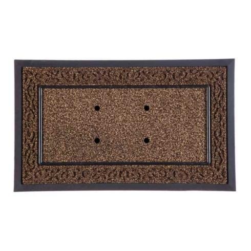 Evergreen   Switch Mat Tray-Brown Scrollll $13.95