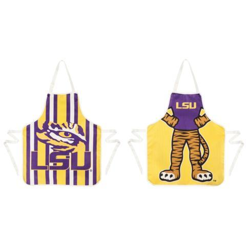LSU Double Sided Apron collection with 1 products