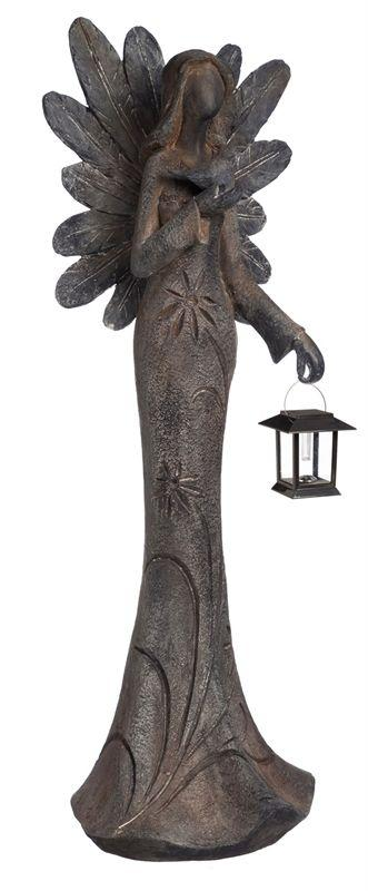 Angel Statue with Lantern collection with 1 products