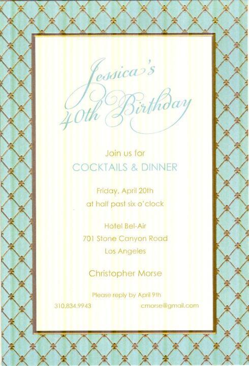 $18.95 Invitation-Noble Oxford