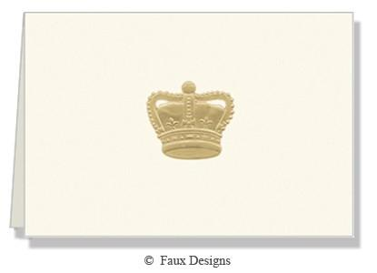 $15.95 Crown Folded Note