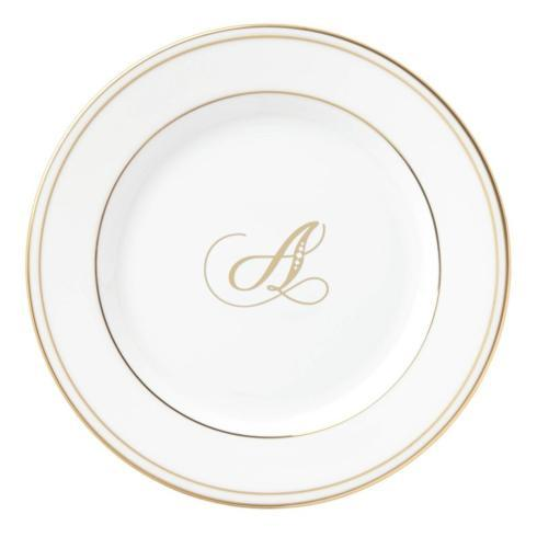 Federal Gold Monogrammed Bread & Butter collection with 1 products