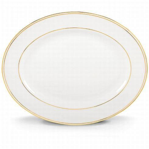 Federal Gold Medium Platter collection with 1 products