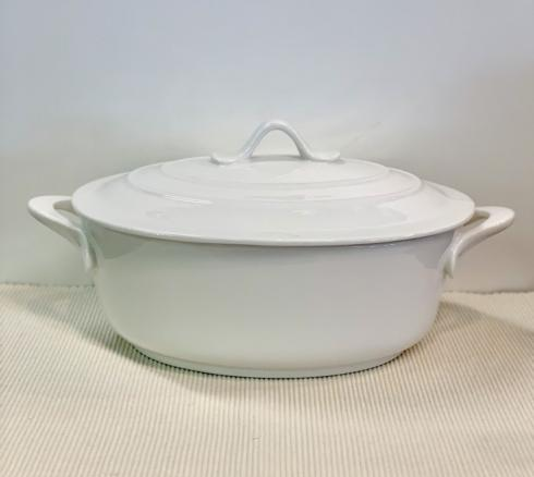 Pieces of Eight Exclusives   White Basics Oven Casserole $44.95
