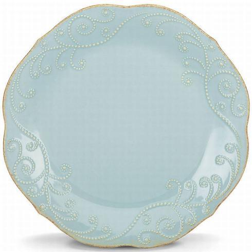 French Perle Blue Dinner collection with 1 products