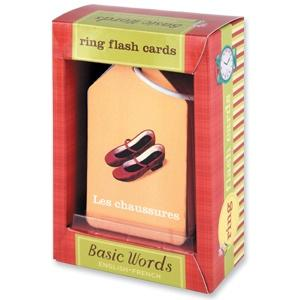$13.95 French Flash Cards