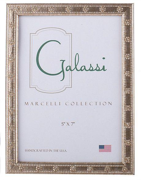 Marcelli Thin Silver Daisy 5x7 collection with 1 products