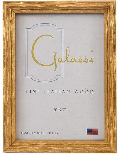 F.G. Galassi   Gold Traviata Frame-5x7 $43.00