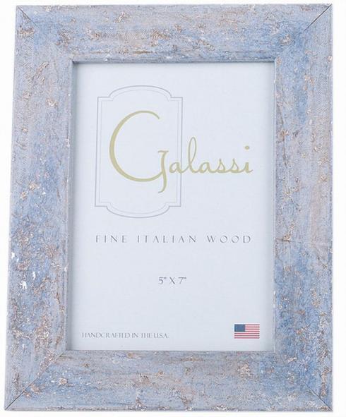 $52.00 Blue Stone 8x10 Wooden Frame