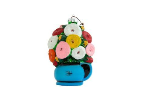 Ornament-Zinnias Looking at You collection with 1 products