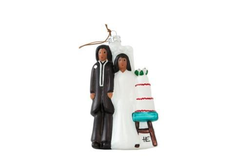 $48.00 Ornament-The Wedding