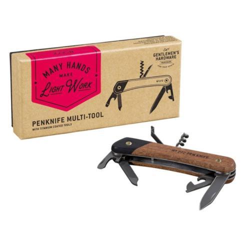 $24.95 Pen Knife Multi-Tool-Wood