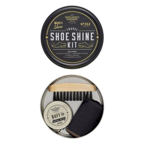 $19.95 Travel Shoe Shine Kit