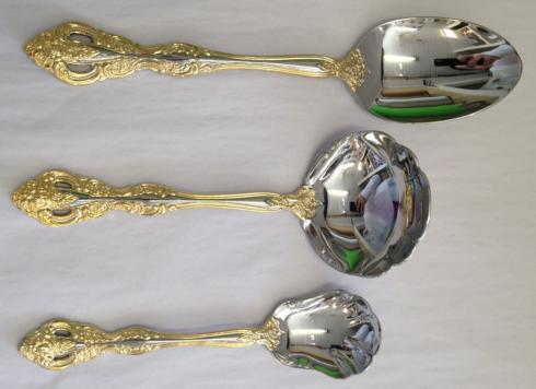 Golden Michelangelo 3 Piece Hostess Set collection with 1 products