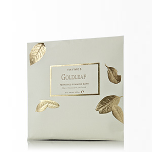 Goldleaf Foaming Bath Envelope collection with 1 products