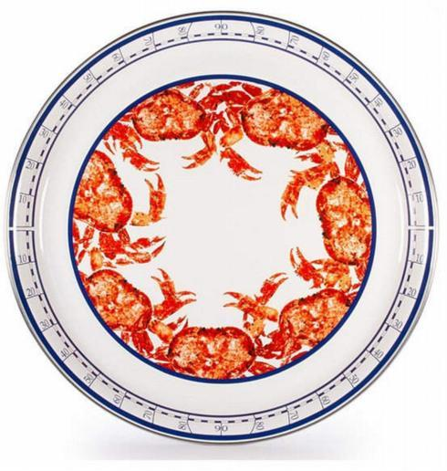 Pieces of Eight Exclusives Louisiana Favorites Louisiana Must Haves Crab Platter-Round $57.00