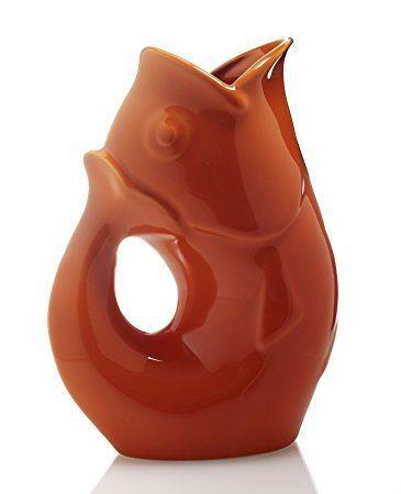 $45.00 Gurgle Pot-Paprika