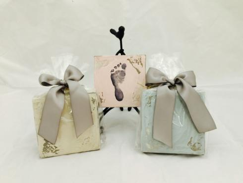 Baby Footprint Stamp Kit collection with 1 products