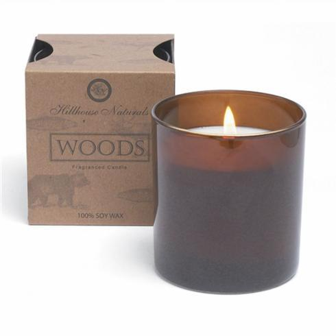 $25.95 Woods Candle