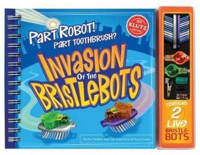 Invasion of the Bristlebots collection with 1 products