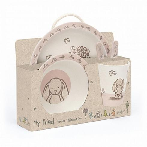 Bamboo Bunny Dinnerware Set collection with 1 products
