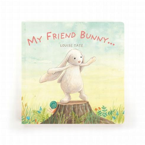 $15.95 My Friend Bunny Book