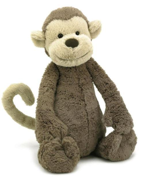 $32.00 Bashful Monkey-Large