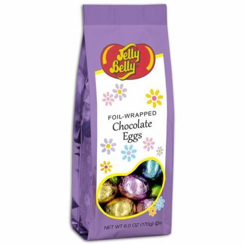 $6.95 Foil Chocolate Eggs-Gift Bag