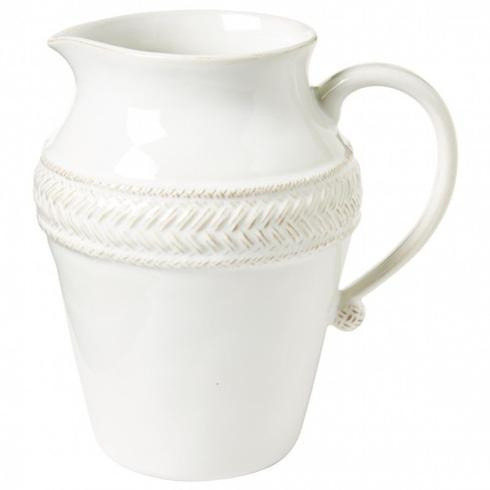 Le Panier Pitcher-Whitewash collection with 1 products