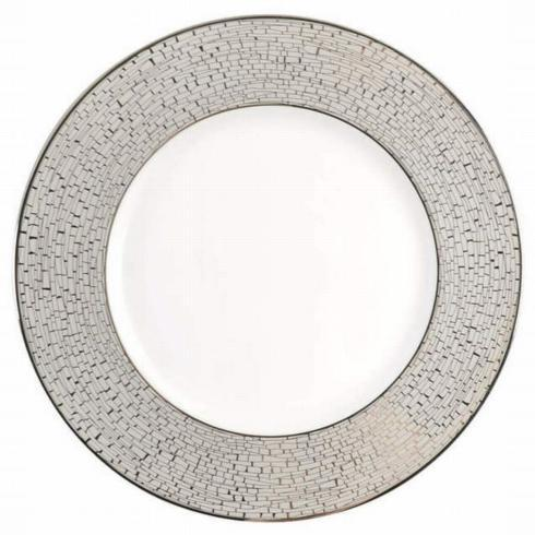 $24.99 June Lane Platinum Accent Plate-Discontinued