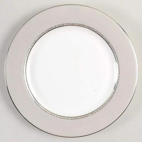 $9.99 June Lane Platinum Bread & Butter Plate-Discontinued