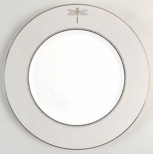 $21.99 June Lane Platinum Dinner Plate-Discontinued